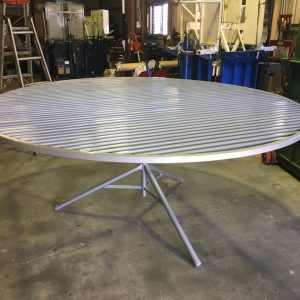 Wool Table - Round
