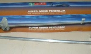Supershear Pendulum