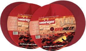 Heiniger Red Heat Emery